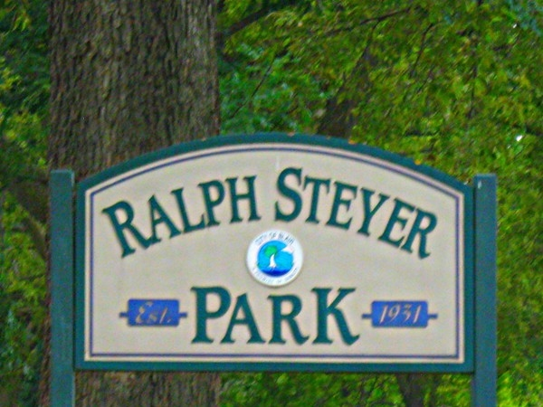 Ralph Steyer Park Blair, Nebraska