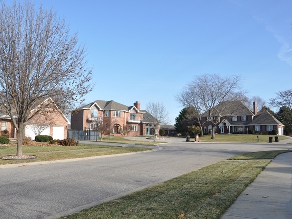 Taylor meadows subdivision real estate homes for sale in for Lincoln nebraska home builders