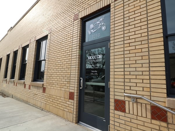 Sidecar Coffee House now open in downtown Waterloo, across from the library