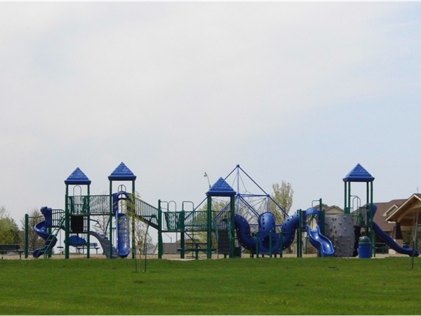 The kids are safe and have a blast tucked away back into the Legacy Park, Norwalk