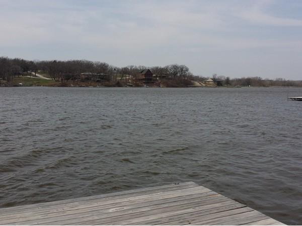 West shore Diamondhead Lake