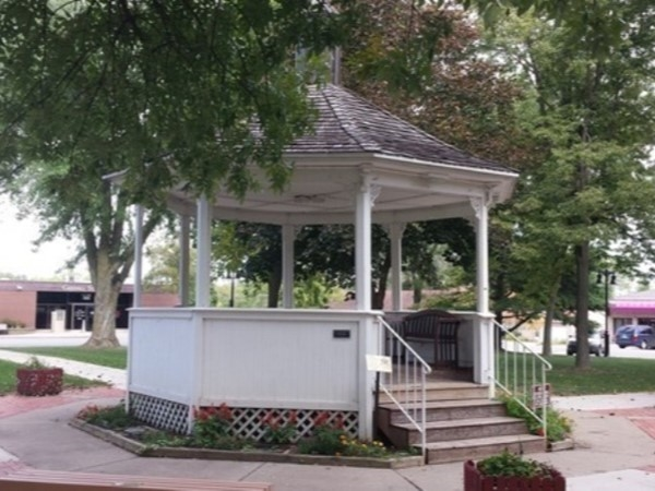 Polk City Bandstand