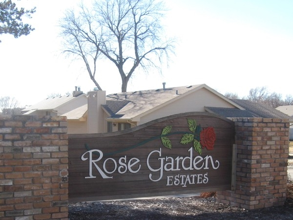 Rose Garden Estates Subdivision In Omaha, Nebraska
