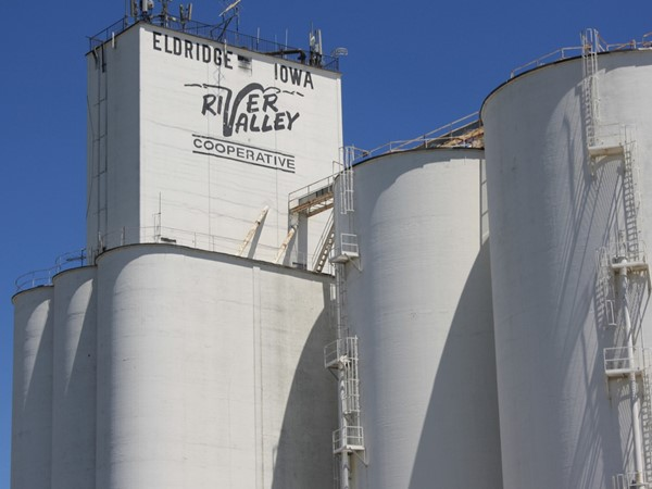 River Valley Cooperative is an important part of the economy in this area