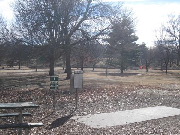 Seymour Smith Park Frisbee Golf/ Disk Golf Course