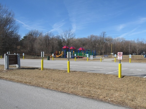All Play Complex at Seymour Smith Park