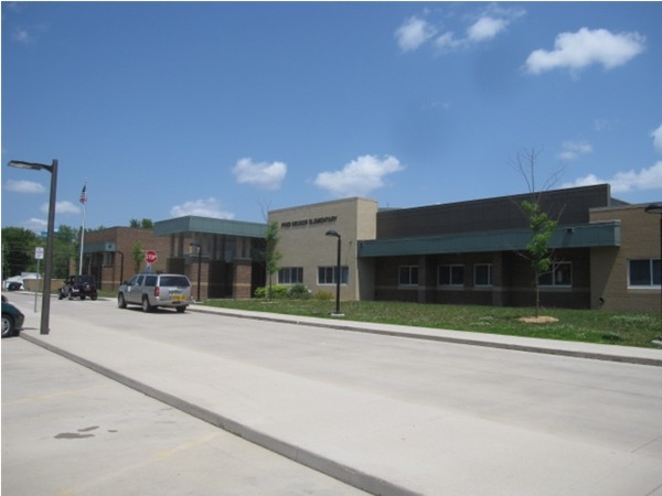 New Fred Becker School is within walking distance