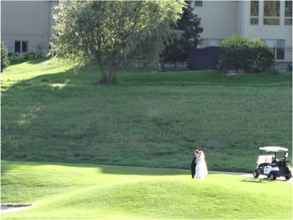 New Mr. & Mrs. who got married at The Players Club at Deer Creek