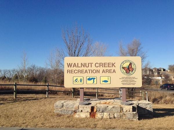 Walnut Creek Recreation area west of 96th between Hwy 370 and Schram Road
