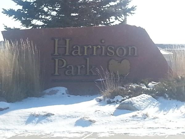 Harrison Park neighborhood
