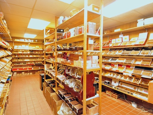Find a quality cigar at Ted's Tobacco, 66th & O streets -- family owned and operated 35 years