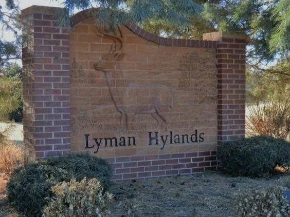 Lyman Hylands subdivision