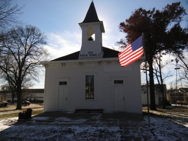 Historical Portal School