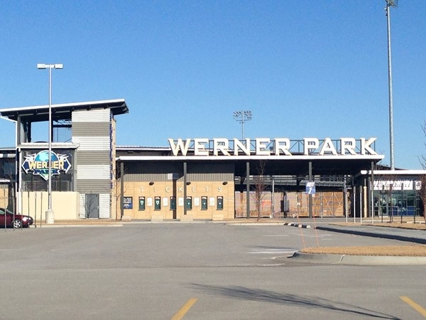 Werner Park - home of the Omaha Stormchasers