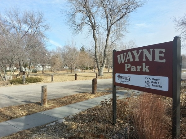 Wayne Park and public pool, Waverly NE