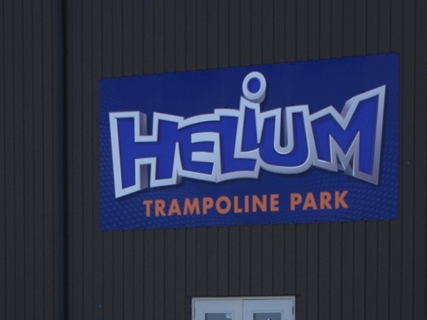New to Eldridge. Helium Trampoline Park is for all ages