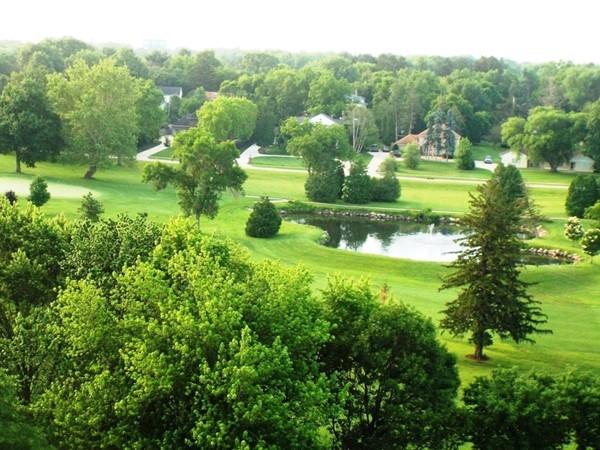Irv Warren Memorial Golf Course, one of Waterloo's three public courses