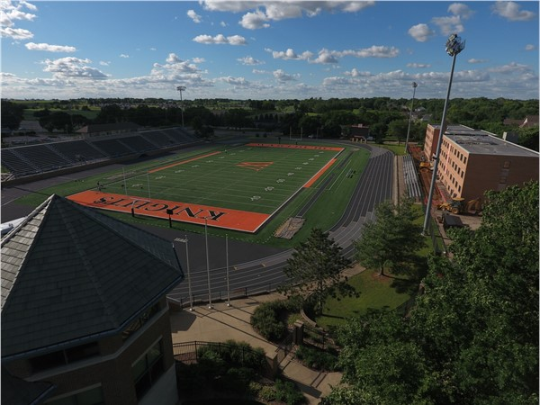 Ready for some good college ball? Check out the Wartburg Knights this year