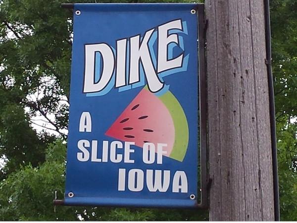 Dike, IA