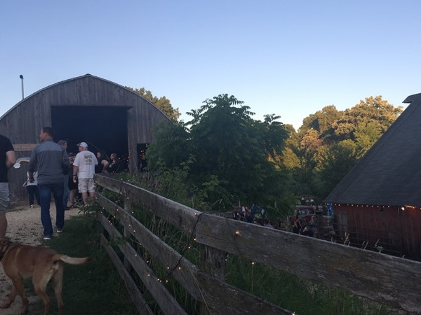 Maquoketa Codfish Hollow - best place for a concert