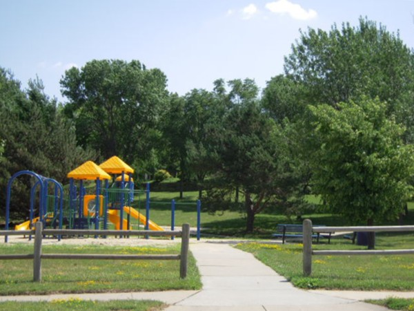 Pepperwood Park playground