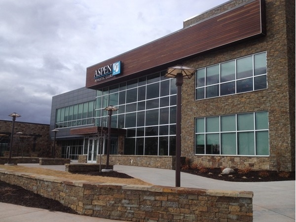 Aspen Athlectic Facility is a new, state of the art gym just around the corner from Vavrina Meadows.