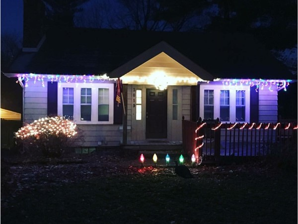 Home in Beaverdale ready for Santa