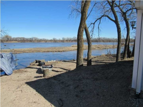 Great fishing on the Platte River. My favorite place to swim and fish