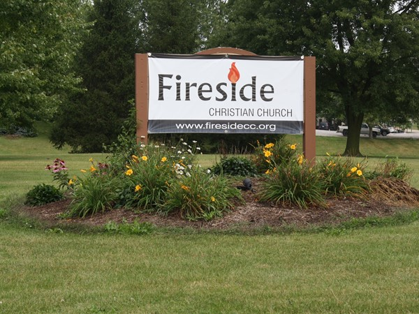 Fireside Christian Church located in Park View. There are two churches here in Park View