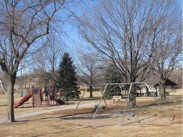 Ta Ha Zouka Park in Elkhorn, Nebraska