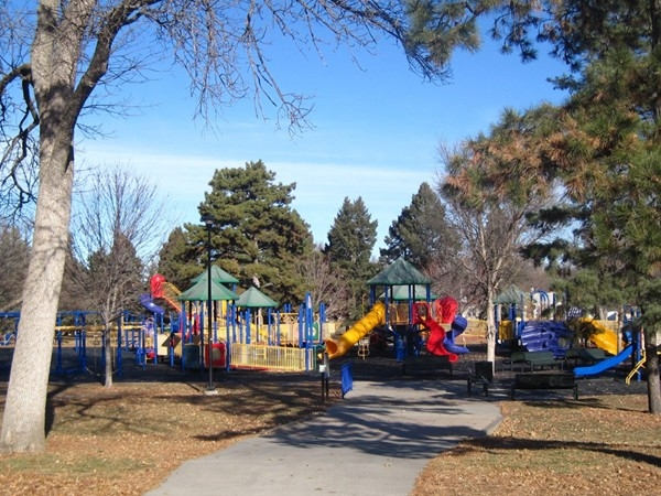 Antelope Park Playground, Lincoln