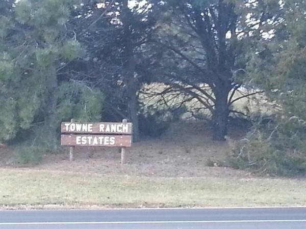 Towne Ranch Estates
