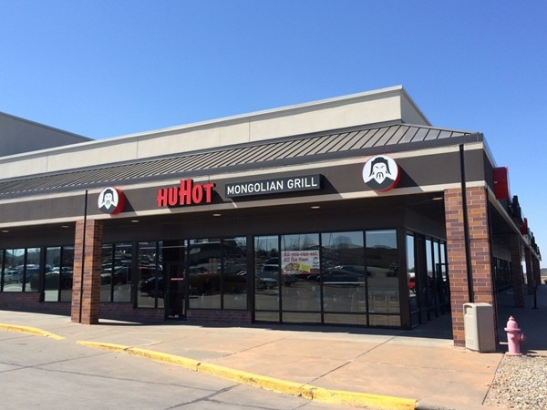 HuHot Mongolian Grill opens near Stone Ridge Estates, great place to eat for those low carb diets