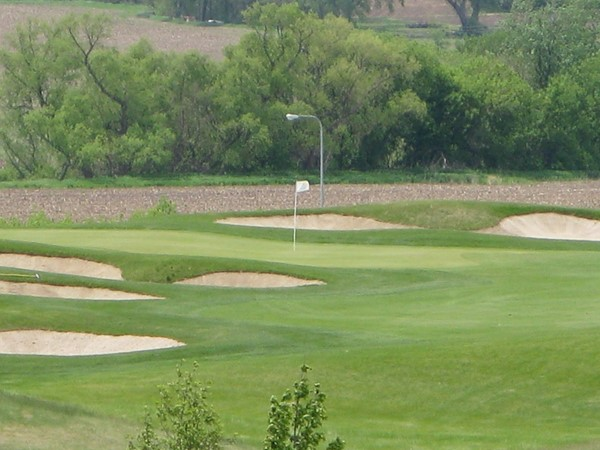 The Players Club at Deer Creek.  Do you know what hole this is?