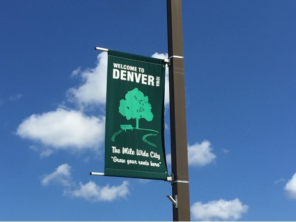 Denver is an awesome community just North of Waterloo