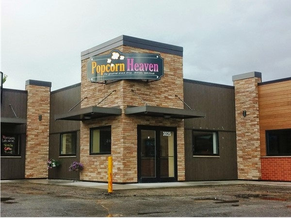 Welcome to the neighborhood. Popcorn Heaven opens a second location in Waterloo