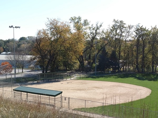 Play ball on two fields at Orval Smith Memorial Field
