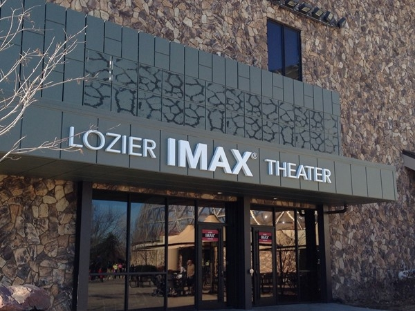 IMAX Theater.