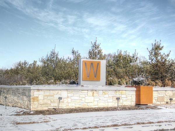 West Bay Woods 2 entrance