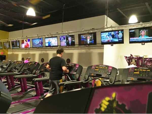 No judgement zone! Planet Fitness is open 24/5, plus bonus hours on Saturday and Sunday