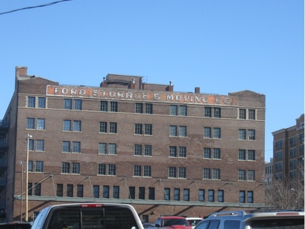 Ford Warehouse Condominium Regime Development Real Estate Condos - Ford omaha