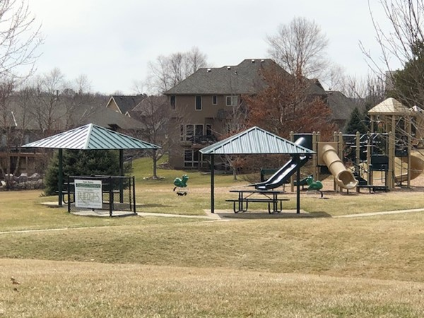 Great day to be at the park