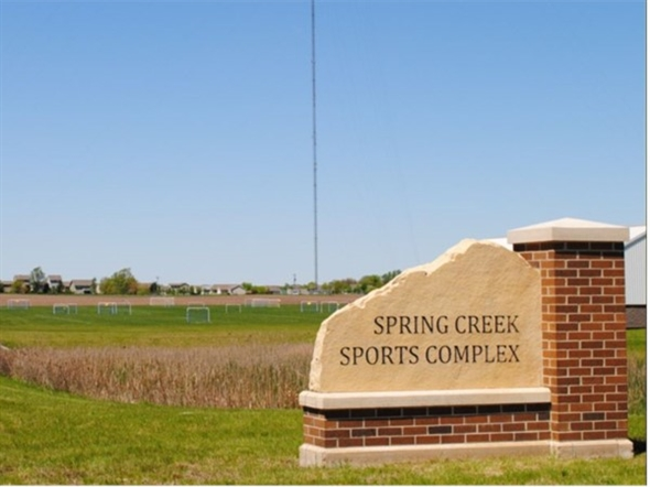 Spring Creek Sports Complex, home of Altoona Youth Soccer Association
