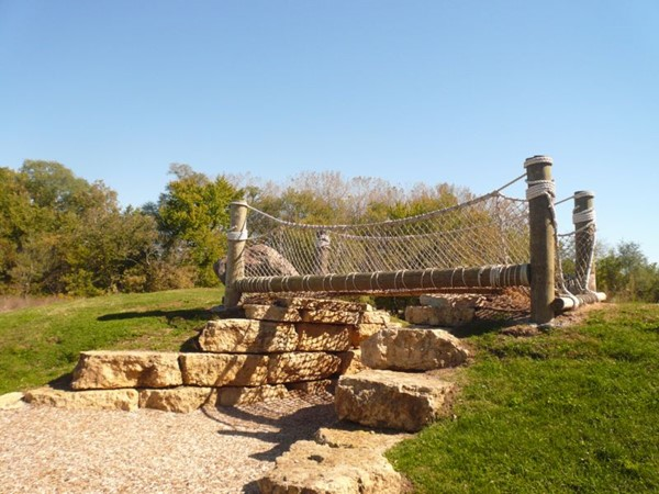 Natural Playscape at Sargent Park
