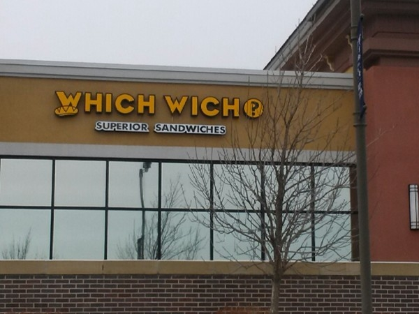 Which Wich Sandwiches has some of the best sandwiches in LaVista!
