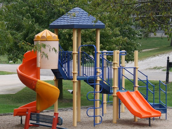 Long Grove Community Center's playground