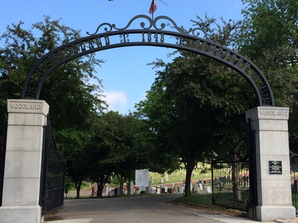 Woodland Cemetery, a city within a city, residents from all walks of life, all races, all religions