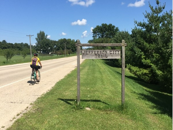 Bike Trail to Waverly or Readlyn