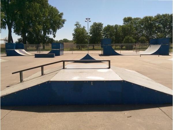 Muscatine Skate Park