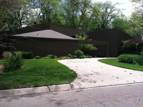 Memorial Drive homes